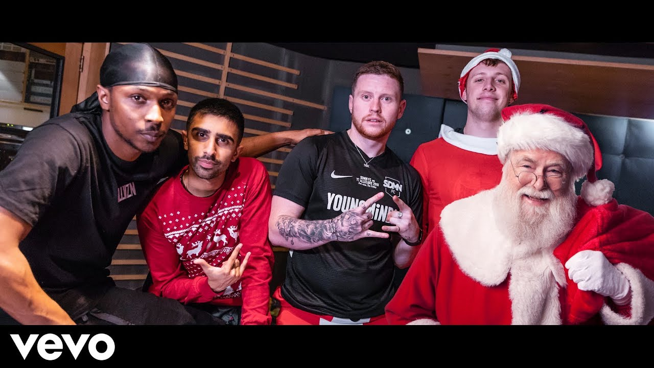 Download Sidemen - Merry Merry Christmas Ft. Jme & LayZ (Official Music Video)