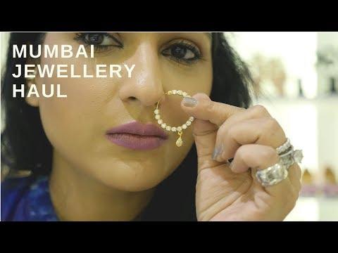 Mumbai Costume Jewellery | Haul | Sonal Maherali