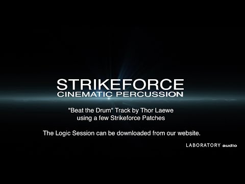 Strikeforce - Demotrack Logic Session Playalong