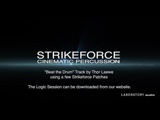 LABORATORY audio - Creators of Strikeforce Cinematic Percussion