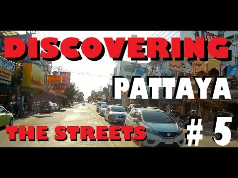 GOOD VALUE HOTELS IN PATTAYA – Discovering the unknown streets #5