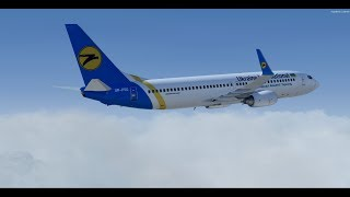 Prepar3D | THANKS GOD IT`S MINSKDAY | 737-800