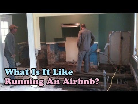 Shampoo and Booze Episode 29: What Is It Like Running an Airbnb Business?