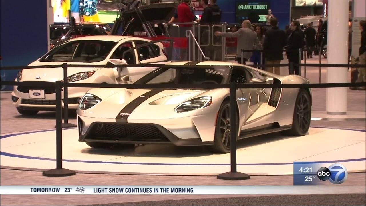 Big Truck Concepts Sporty Cars At Auto Show YouTube - Sporty auto