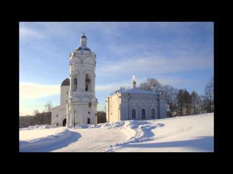 Коломенское зимой.