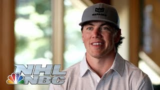 Capitals' T.J. Oshie wants to be a great teammate for his dad I NHL I NBC Sports