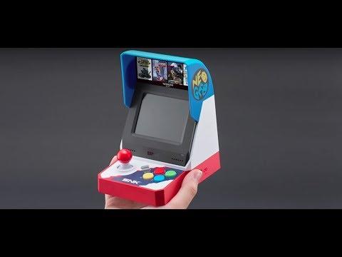 Arcade Infecte ? - Neo Geo Mini: La Grosse Vidéo ! - Benzaie Live !