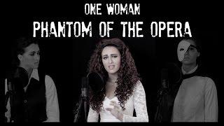 Скачать PHANTOM OF THE OPERA ONE WOMAN MEDLEY
