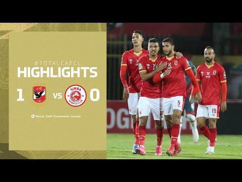 AL AHLY 1-0 SIMBA SC (LIGI YA MABINGWA AFRIKA)-Michezoni leo