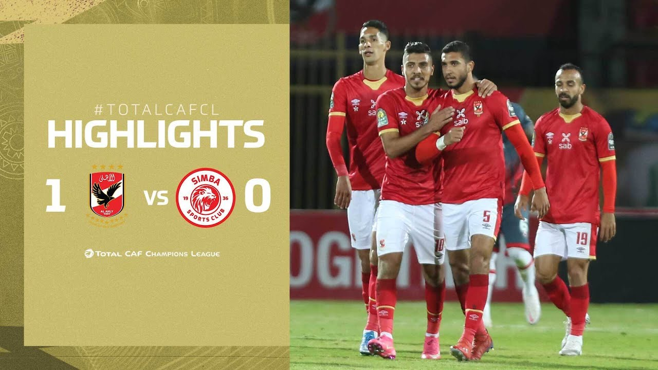 Download HIGHLIGHTS | Al Ahly SC 1 - 0 Simba SC | Matchday 6 | #TotalCAFCL