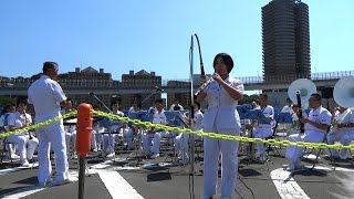 Arashi 嵐 Medley - Japanese Navy Band