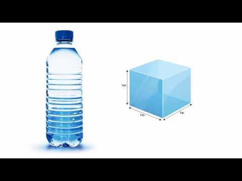 Curiosidad cu nto pesa 1 litro de agua y un metro for Cuanto dinero tiene un cajero