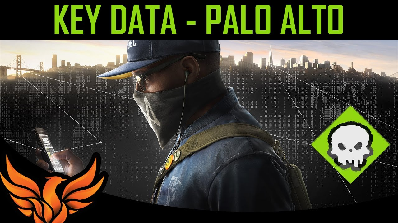 Key Data Watch Dogs