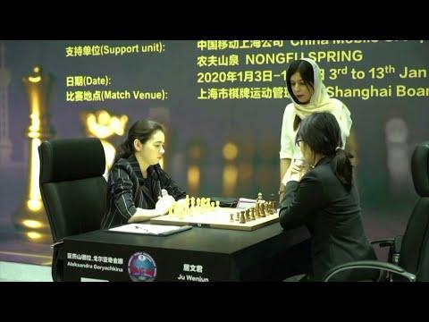 بسبب الحجاب.. حكم شطرنج تخشى العودة إلى إيران
