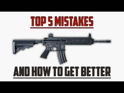 TOP 5 PUBG MISTAKES AND HOW TO GET BETTER (OCT 2017) - PLAYERUNKNOWNS BATTLEGROUNDS TIPS AND TRICKS
