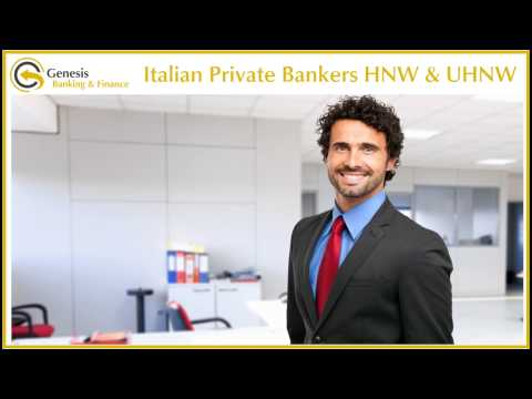 Great Italian Private Banker roles based in Luxembourg for Big Banks with freedom to travel to Italy
