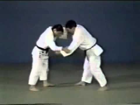 Judo - Kani-basami