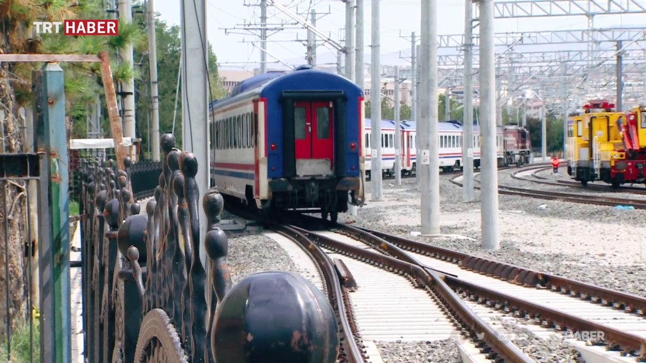 Ankara-Tahran hattının ilk treni yola çıktı