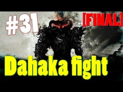 DAHAKA FIGHT on hard 1080p - Prince Of Persia: Warrior Within - Walkthrough Part 31 [FINAL] [ENDING]