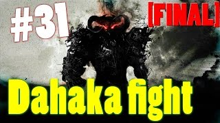 DAHAKA FIGHT on hard 1080p - Prince Of Persia: Warrior Within - Walkthrough Part 31 [FINAL] [ENDING]