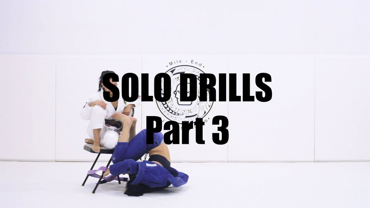 SOLO DRILLS PART 3