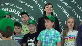 Флэш Моб  - Парк Хаус * ДЕНЬ РОССИИ * Тольятти - 2018