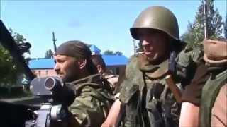 Приключение ватников на границе     Степановка 16 07 14  Украина   Россия(, 2014-07-20T17:57:25.000Z)