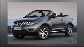 2019 Nissan Murano Crosscabriolet review | 2019 Nissan Murano Crosscabriolet sl | New car sales.