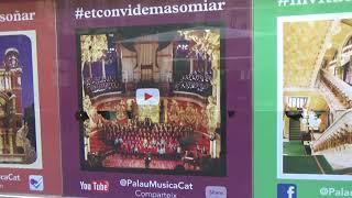 説明 カタルーニャ音楽堂は、アントニ・ガウディと同時代に活躍した建築...