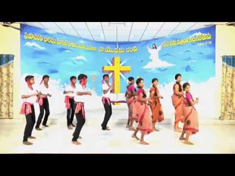 Rambabu joshua gariki Telugu christian video songs raraju vasthunnado janulaara   YouTube 360p