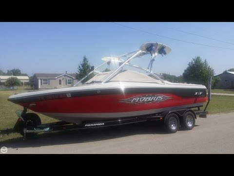 UNAVAILABLE Used 2006 Moomba 23 Mobius XLV GG Edition In Georgetown Texas