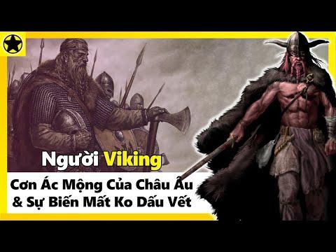 Người Viking – Cơn Ác Mộng Bao Trùm Châu Âu Và Sự Biến Mất Không Dấu Vết