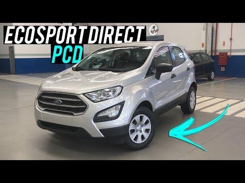 Avaliação | Novo Ford Ecosport Direct 1.5 para PCD 2018 | Curiosidade Automotiva®