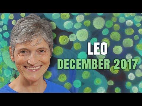 LEO DECEMBER 2017 HOROSCOPE | Golden Opportunities Lie Ahead!