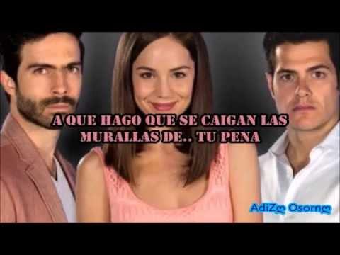 Canción De La Novela A Que No Me Dejas Alejandro Sanz Alejandro Fernández A Que No Me Dejas Letra Youtube