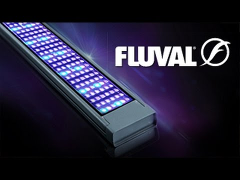 Fluval LED Aquarium Lighting (Full Range)