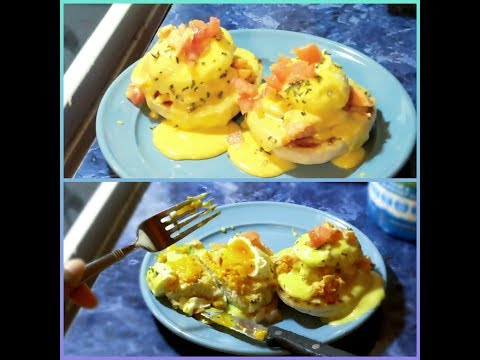 Let's Learn to Make | Eggs Benedict