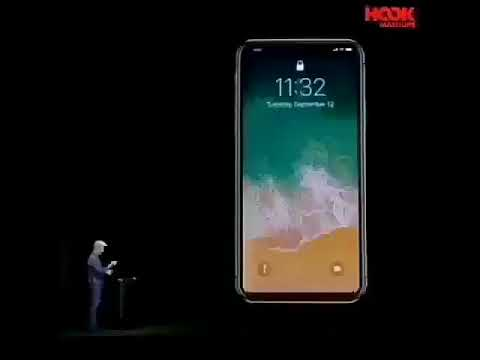 Apple Ceo Accidentally Shows Porn At Iphone X Presentation
