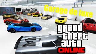 Garage de Luxe - GTA ONLINE