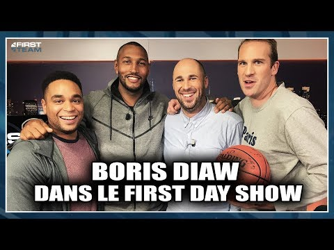 BORIS DIAW DANS LE FIRST DAY SHOW ! NBA FDS #29