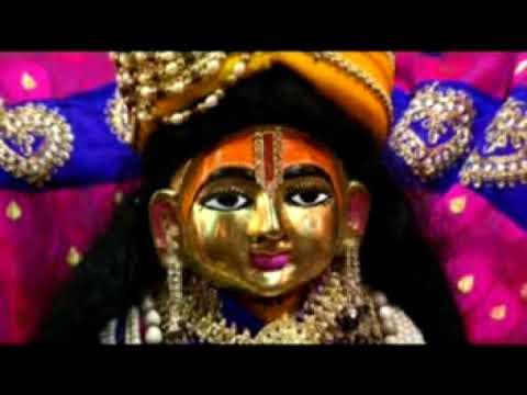 Krishan Bhajan Man Me Basa Ke Teri Murti Singer Aniruddhacharyji Maharaj Nvr Jabalpur Youtube