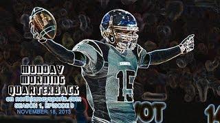 Monday Morning Quarterback (Season 1, Episode 9 -- 11/18/19
