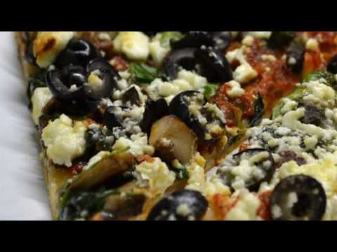 Recipe: Pizza Without the Red Sauce
