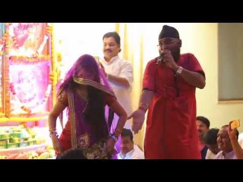 Kaiya Dekh Lu Utha Ke Pallo    Dhamal    Live Shyam Bhajan by Harmindar Romi Bhaiya