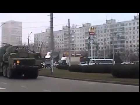 Ukraine War | Ukrainian anti air defense system S 300 in Odessa and deployed