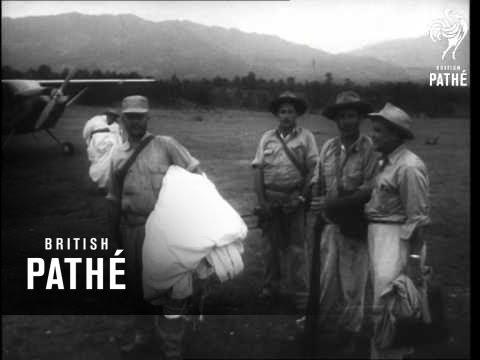 Revolution In Guatemala (1954)