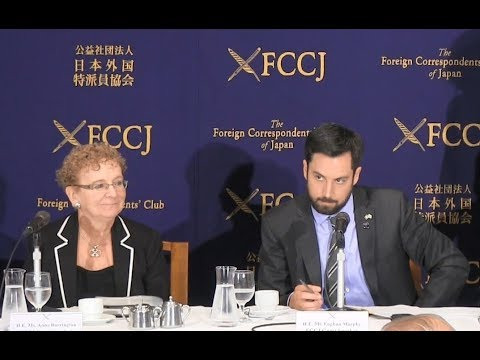 "His Excellency Eoghan Murphy: ""Brexit briefing: Japan, the EU and Ireland"" - EN"