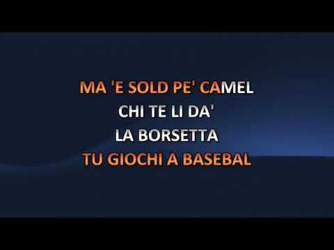 Renato Carosone - Tu Vuo' Fa L'Americano (Video karaoke)