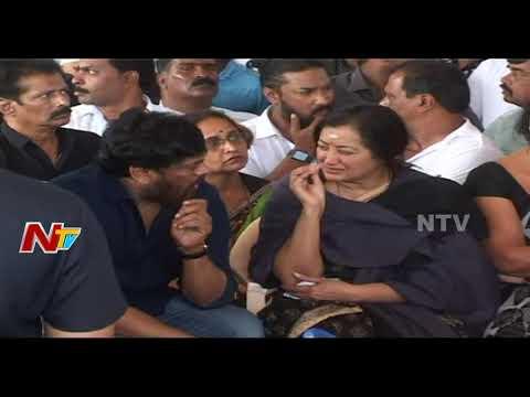 Chiranjeevi And Mohan Babu Gets Very Emotional About Ambarish | #Ambarish | NTV