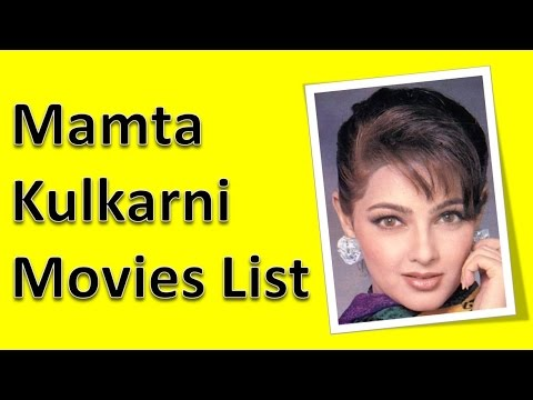 Mamta Kulkarni Movies List - YouTube